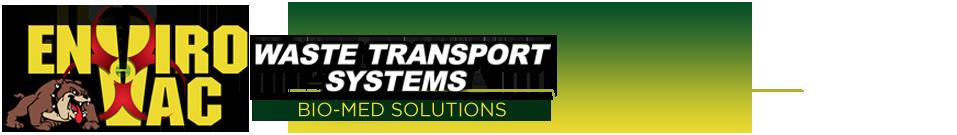EnviroVac – Bio Hazardous Waste Transport System